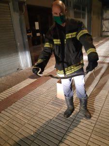 foto de bomberos de Álava